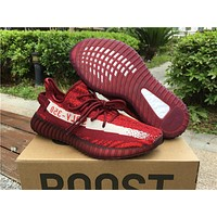 Adidas Yeezy 350 Boost V2 Red Zebra 36-46