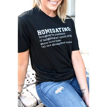 Homegating Tee