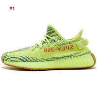 Adidas Designer PK Yeezy Boost 350 v2 Famous Fashion Running Shoes Basketball Shoes Men's Sneakers Men Sports Shoes.