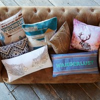 Junk Gypsy Pillow Collection