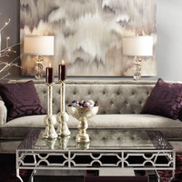 Welcome Home Living Room2 look on @ZGallerie