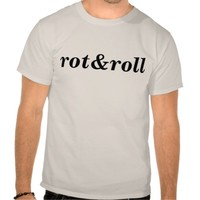 rot&roll tees