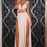 Craving Gown Oyster
