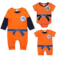Children's Jumpsuit born Boys Clothes Toddler Halloween Costumes For baby Clothes