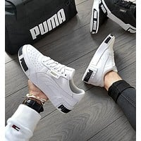 PUMA Cali Bold Low-band sport sneakers