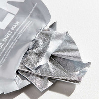 UO Metallic Foil Sheet Mask | Urban Outfitters