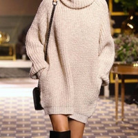 Fashion Long Sleeve Loose Top sweater Pullover