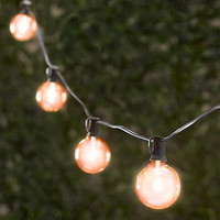 Amber Party String Lights (25ft.-25 Sockets)