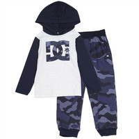 DC Shoes Toddler Boy's Jogger Set