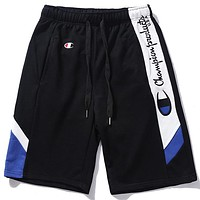 Champion  Edgy Simple Casual Shorts Sweatpants
