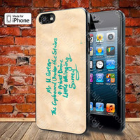 Harry Potter Hogwarts Letter Case For iPhone 5, 5S, 5C, 4, 4S and Samsung Galaxy S3, S4