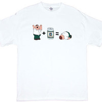 Peter And Beer Equation - Peter - Family Guy T-shirt - MyTeeSpot - Your T-shirt Store