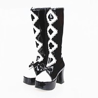 The Black Queen Boots