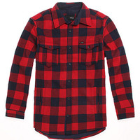 Hurley Squadron Flannel Shirt at PacSun.com