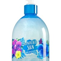 Hand Soap with Coconut Milk Honolulu Sun