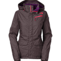 The North Face Women's Jackets & Vests SKIING/SNOWBOARDING WOMEN'S PIBBA Sparkle Jacket