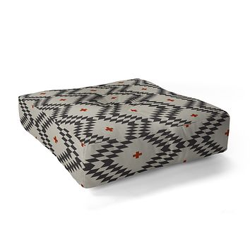 Holli Zollinger Native Natural Plus Floor Pillow Square
