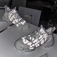 Dior D-CONNECT Reflection SNEAKER