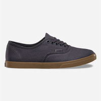 Vans Gumsole Authentic Lo Pro Womens Shoes Asphalt  In Sizes