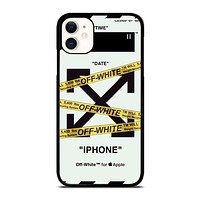 OFF WHITE ICON iPhone 11 Case
