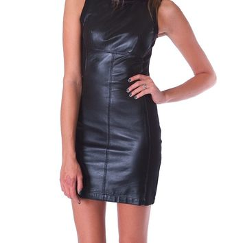 All Smiles On You Body-Con Black Dress by Funktional