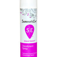 Feminine Deodorant Spray Island Splash by Summer's Eve (Women)