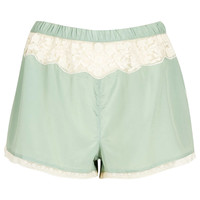 Vintage Pyjama Shorts - New In This Week - New In - Topshop USA