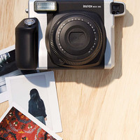 Fujifilm Instax Wide 300 Instant Camera - Black | Urban Outfitters