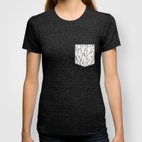 cherry tree T-shirt by SpinL