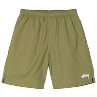 SU20 Stock Water Short Green
