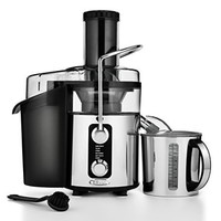 BELLA 13990 5-Speed Juicer, Stainless Steel