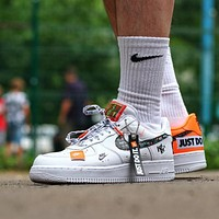 """""""Just do it """"Nike Air Force 1 Low Sneaker AR7719-100"""