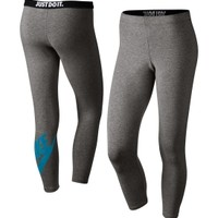Nike Women's Leg-A-See Burnout Cropped Tights   DICK'S Sporting Goods