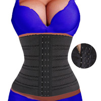 Waist Trainer Girdle Cincher Shaper Corset Thermal Body Shaper Black Girdles Body Shapers for Women Body Slimming Tummy Shaper