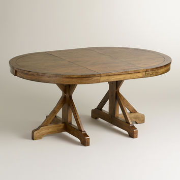 Base Extension Table - World Market