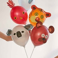 Animal Party Balloons Set