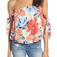 ASTR the Label Havana Blouse | Nordstrom