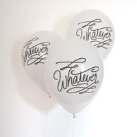 Whatever Party Balloons