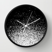 infinity Wall Clock by Marianna Tankelevich