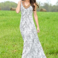 Make A Statement Maxi Dress