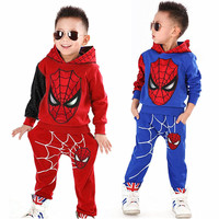 Spiderman Clothing Set