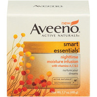 Smart Essentials Nighttime Moisture Infusion
