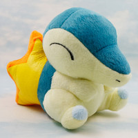"Cyndaquil Plush Toys With Tag 5.5""14cm Pokemon Plush Doll Free Shipping"
