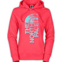 WOMEN'S WHITE NOISE PULLOVER HOODIE