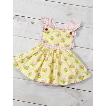 Swoon Baby Made By Serendipity Dainty Bubble Infant Dress