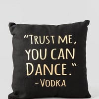 YOU CAN DANCE DECOR PILLOW
