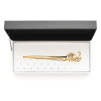 Sugar Paper Snail Mail Brass Letter Opener