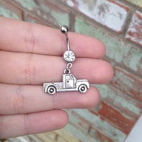 Pick Up Truck Belly Ring