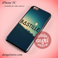 Bastille Art Phone case for iPhone 5C and another iPhone devices