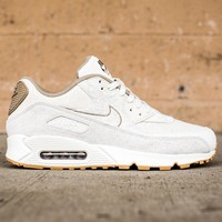 NIKE AIR MAX 90 PREMIUM - PHANTOM/KHAKI-SAIL